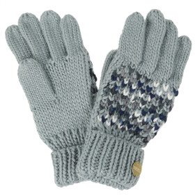Regatta Frosty III Gloves Women, light steel